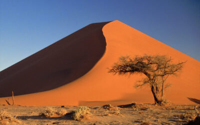Climate change vulnerability in Namibia
