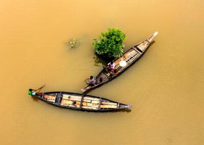 Climate Risk Assessment Modelling in Bangladesh
