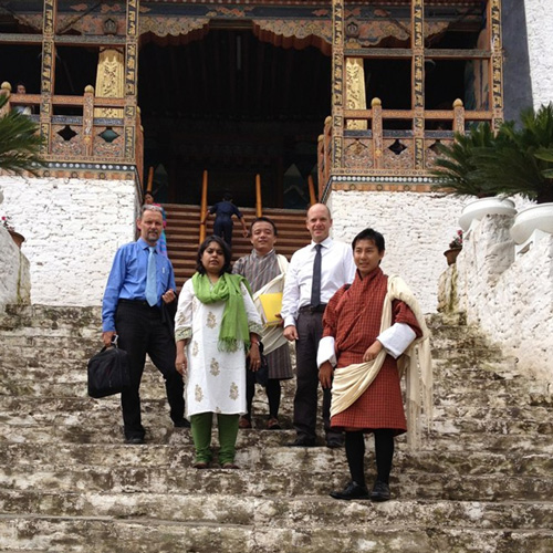 BHUTAN · Formulation of Budget Support Programme to the National Climate Change Adaptation Strategy