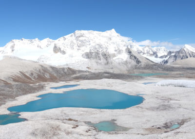 Early Warning System for Glacier Outburst in Bhutan