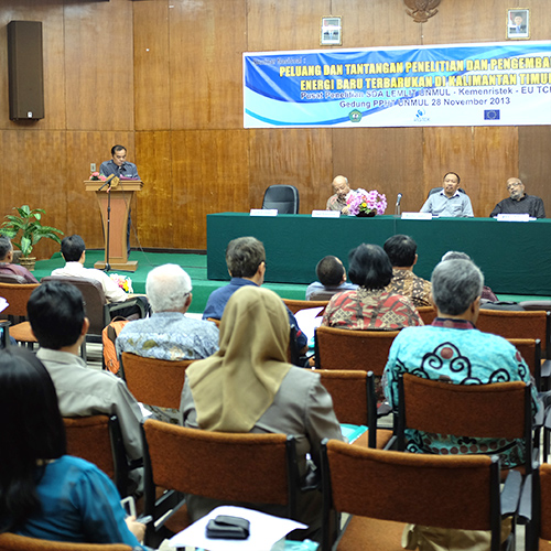 INDONESIA · Strategies to Develop a Regional Centre for Renewable Energies in East Kalimantan