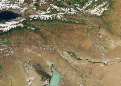How the Obsolete Soviet management systems survive climate change in Kyrgyzstan