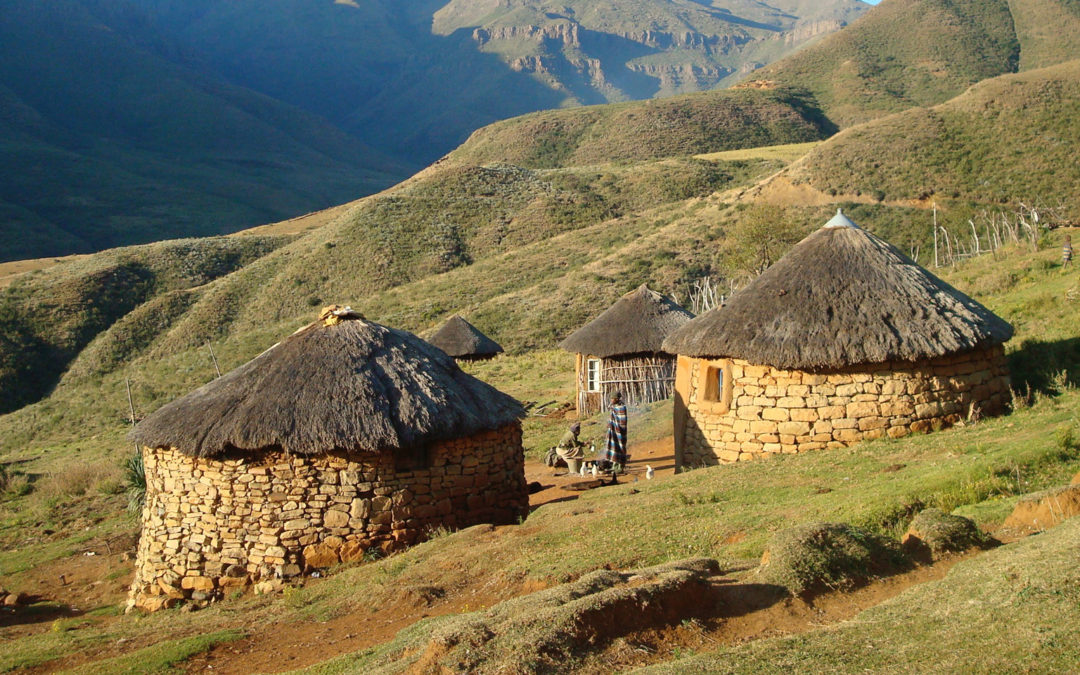 GCCA · Early Warning System in Lesotho